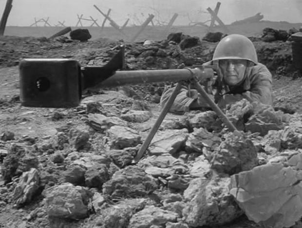 Что советское противотанковое ружье могло пробить