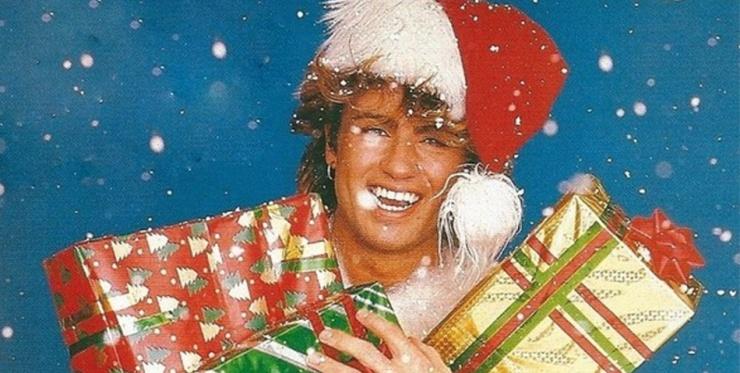 Песня Last Christmas впервые с момента выхода возглавила музыкальный чарт в Великобритании
