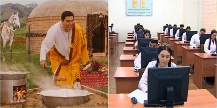 Интернет в Туркменистане 100 Мбитс за 35 000 и последнее место в мире
