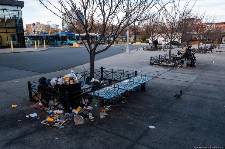 Ужасный Нью-Йорк (56 фото)