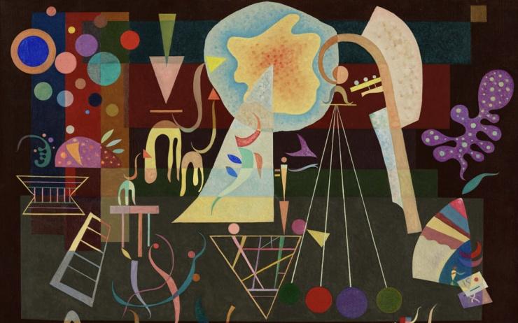 Картину Кандинского продали на аукционе Sothebys за 21,2 миллиона фунтов