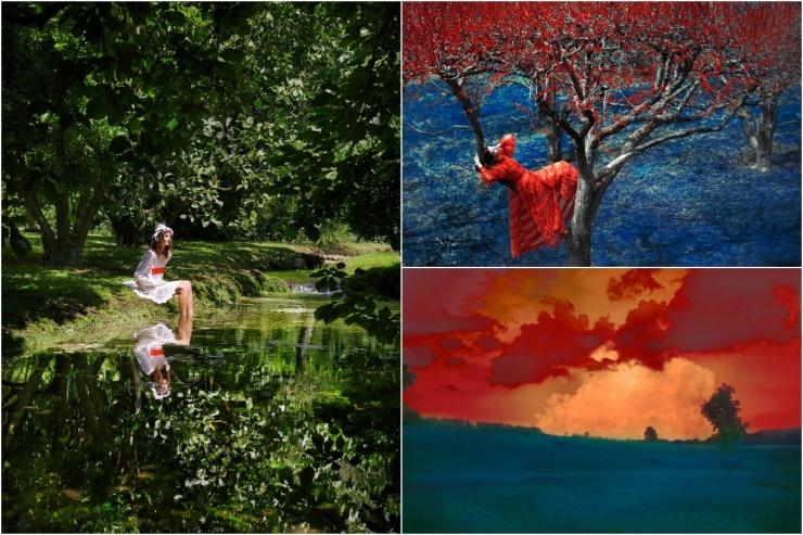 Красочные снимки Эрика Мадигана Хека
