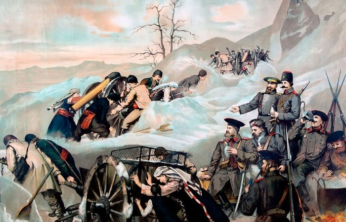 Для чего русские солдаты объедались селедкой во время войны с турками