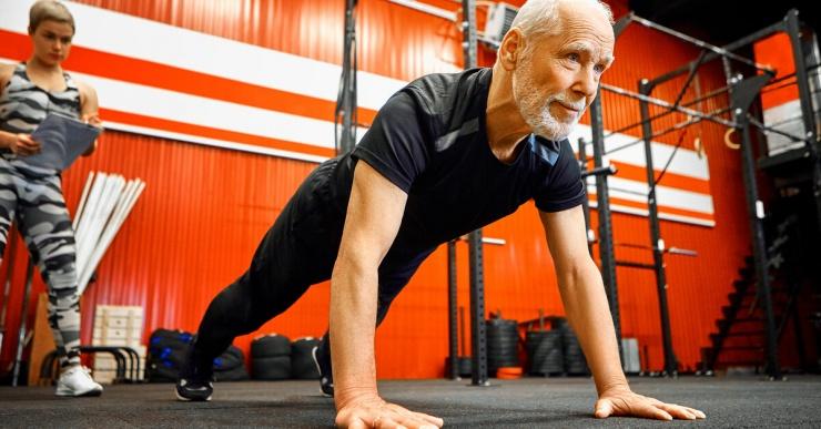 Правда ли тренировки обеспечивают долголетие и здоровую старость?