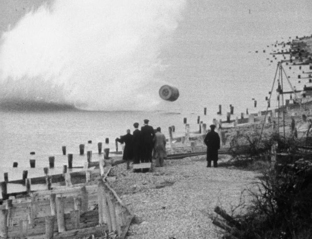 Операция Порка как британцы бомбили дамбы Третьего рейха прыгающими бомбами
