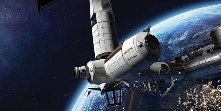 Американский стартап откроет отель в космосе к 2024 году (разумеется, для самых богатых)
