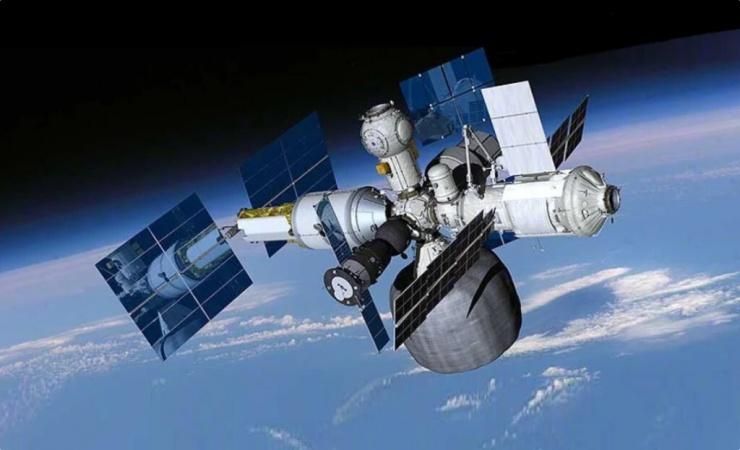 ...о планах России полностью развернуть национальную станцию к 2035 году