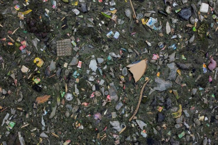 Вид сверху загрязненные воды по всему миру (11 фото,видео)