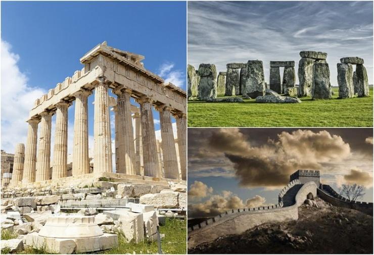 Удивительные скрытые истории одних из самых знаменитых мест мира