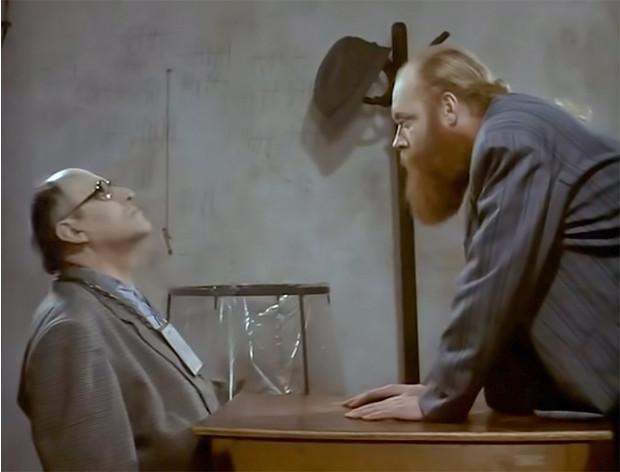 Короткометражка недели Еда (комедия, 1992, Чехия, 1622) (видео)