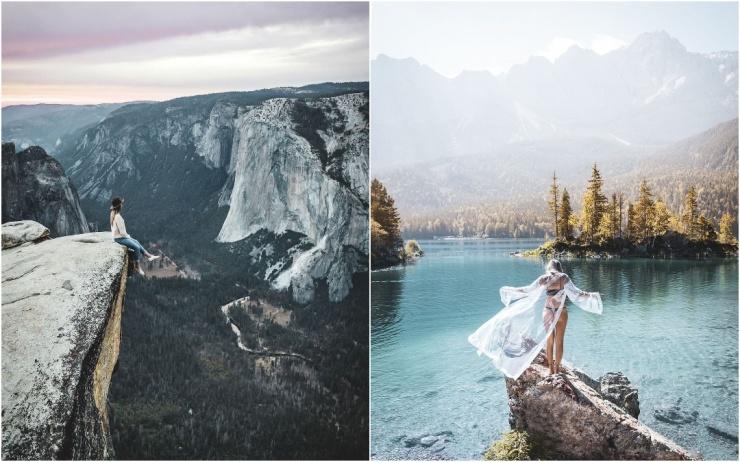 Красивые фотографии из путешествий Беттины Халас