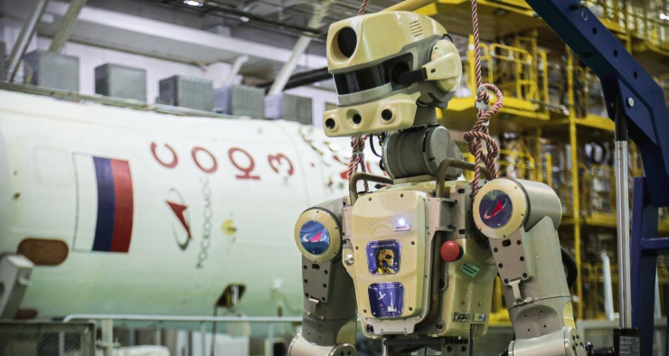 В России займутся созданием космонавтов-киборгов