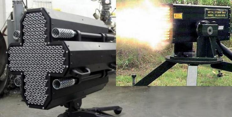 От пистолета до суперпушки виды оружия-рекордсменов по скорострельности