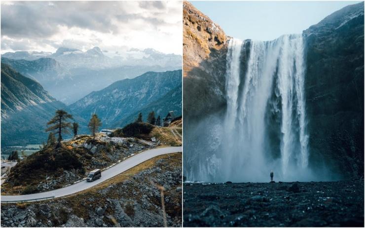Увлекательные снимки из путешествий Даниэля Шумахера