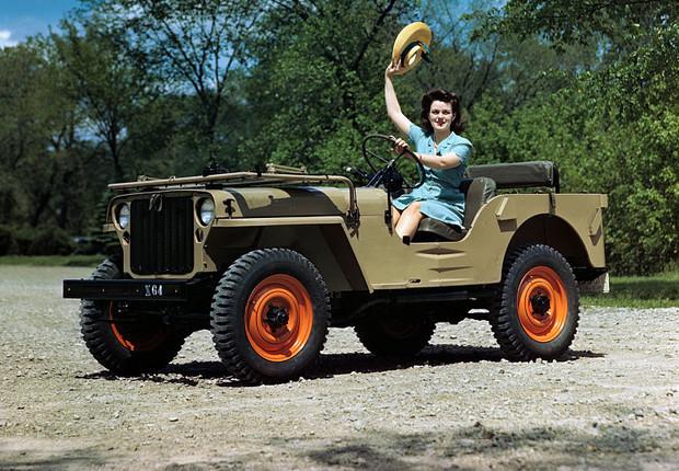 Человек, который придумал Jeep (7 фото)