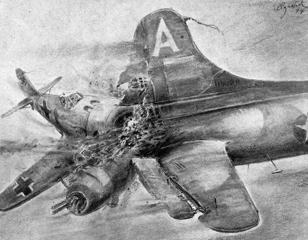 Спецотряд Эльба первая атака немецких камикадзе