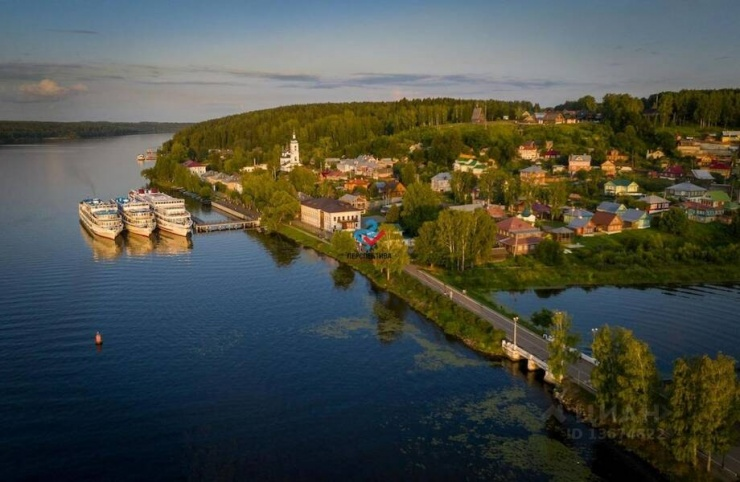 Россия в миниатюре 5 крошечных отечественных городов, где захочется остаться навсегда