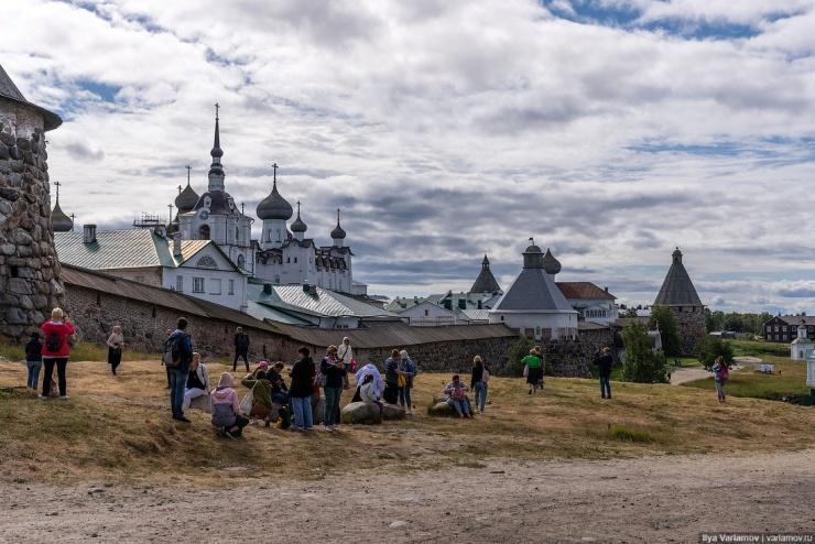Главная рыба на Соловках (12 фото)