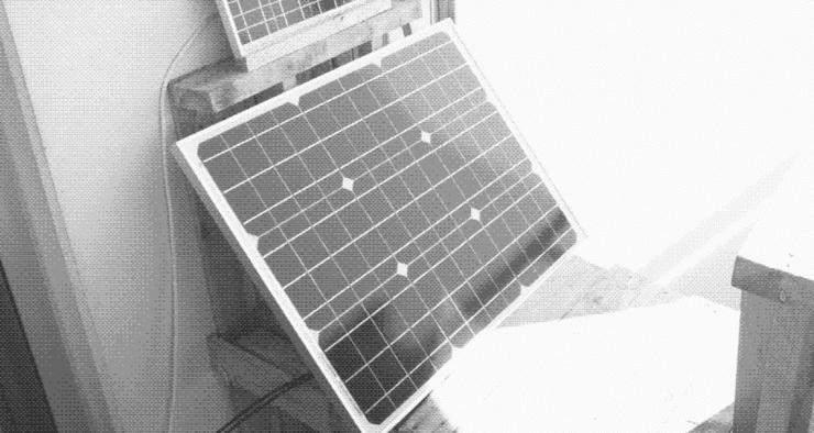 Сайт журнала об экологии на 100 процентов работает от солнечной энергии