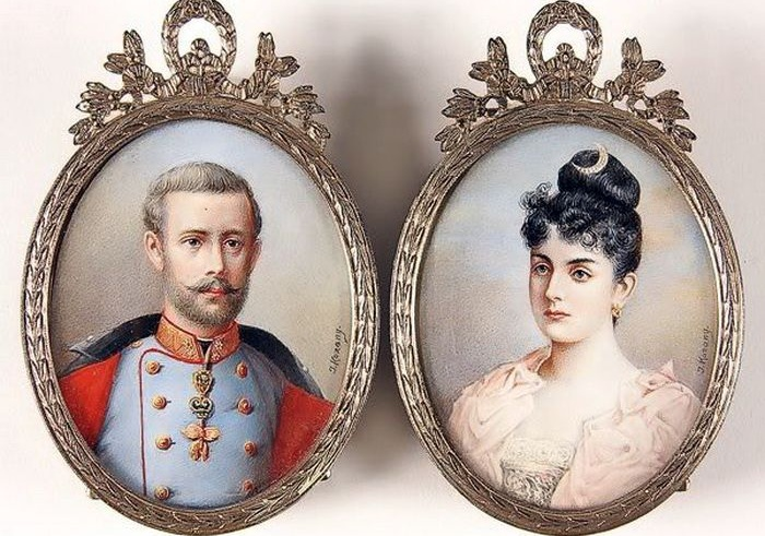 Кронпринц Рудольф и Мария Вечера шекспировская трагедия несчастных влюбленных