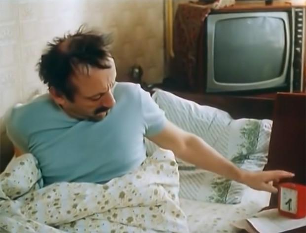 Короткометражка недели Голос (комедия, 1986, СССР, 2355)