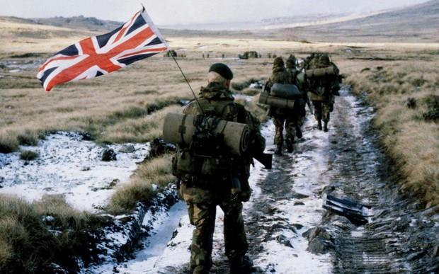 Маленькая победоносная война наоборот что случилось на Фолклендах