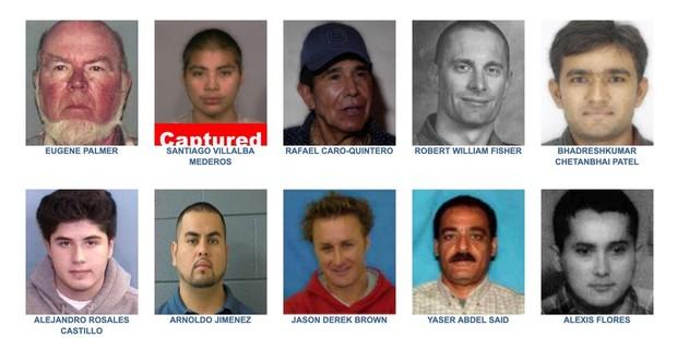 Их разыскивает полиция. Как появился и как работает список 10 самых опасных преступников
