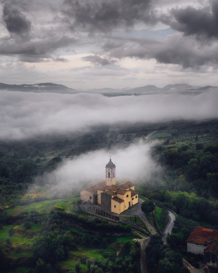 Захватывающие итальянские пейзажи на снимках Макса Лацци (24 фото)