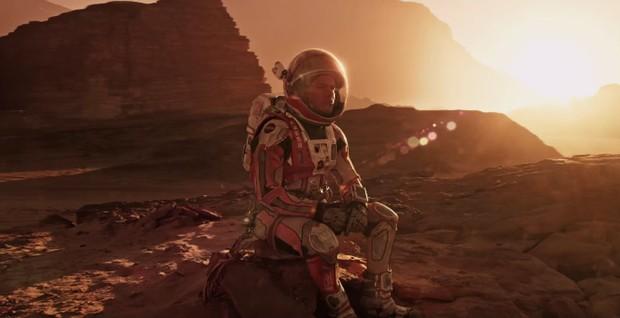Роскосмос опубликовал снимки летнего Марса