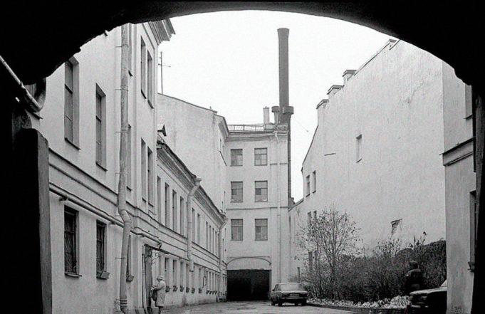 Ленинград 1970-х город, которого больше нет