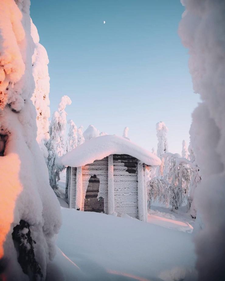 Захватывающие фото из путешествий Андре Александра