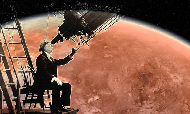 Как астроном Персиваль Лоуэлл увидел на Венере таинственные спицы и чем они в итоге оказались