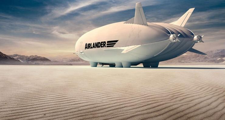 Британская компания планирует заменить пассажирские самолеты дирижаблями. Все ради сокращения выбросов углерода