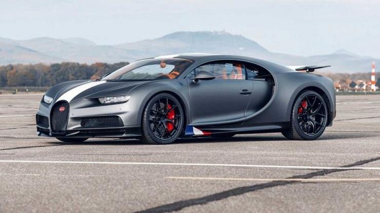 Самые быстрые автомобили в мире на 2021 год