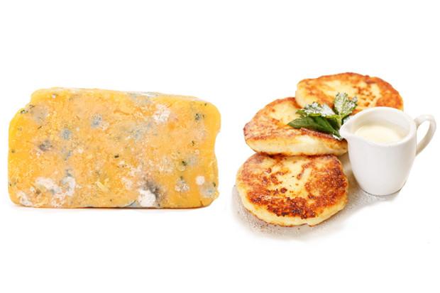 Как вкусно и не расстраивая желудок съесть просроченные сосиски, кефир, сыр и яблоки