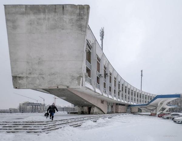24 самых впечатляющих примера советского брутализма