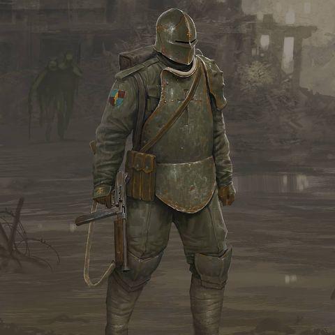 «Окопный Крестовый поход»: монстры Майка Франчины