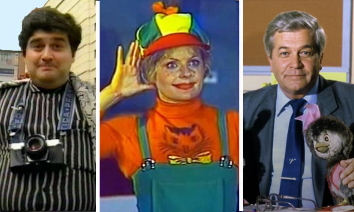 Что стало с кумирами нашего детства — ведущими «Марафона-15», «АБВГДейки» и других телепередач