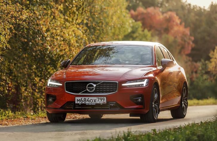 6 неожиданных фактов о Volvo S60