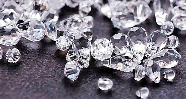 Правда ли, что бриллиант не видно в чистой воде
