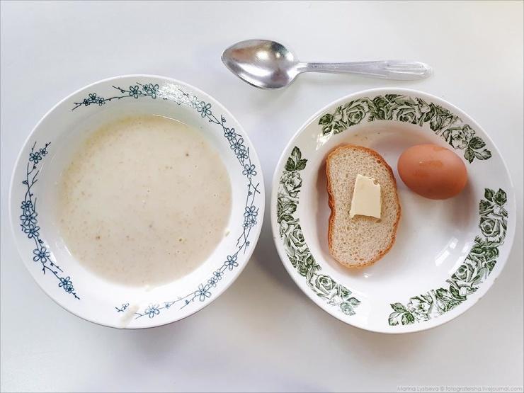 Чем кормят в московских больницах