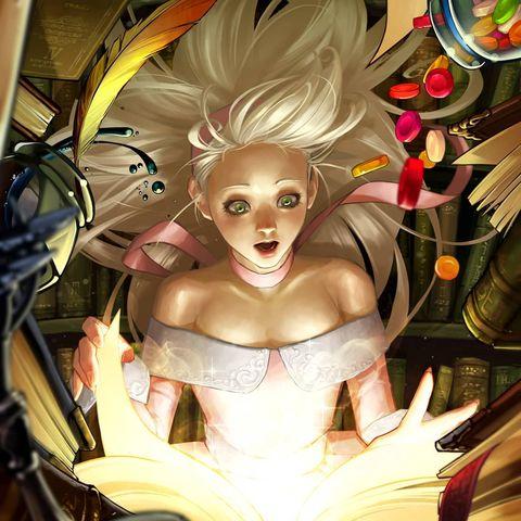 Обворожительные красотки художника Джи Хен Ли