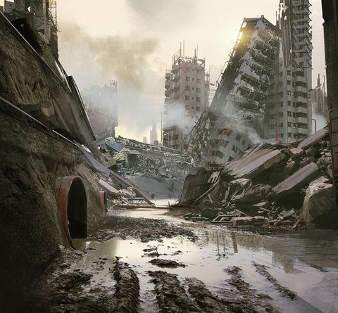 Фантастические миры Джона Пака