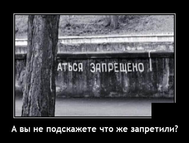 Демотиваторы (06/06/2021)
