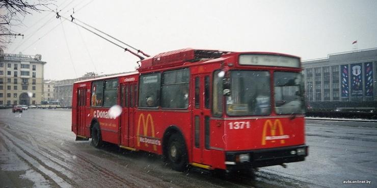 Классика под проводами: вспоминаем минские троллейбусы ЗиУ и их «родственников»