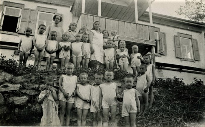 Как в СССР работал экспериментальный детсад жены лейтенанта Шмидта, где детей воспитывали по Фрейду