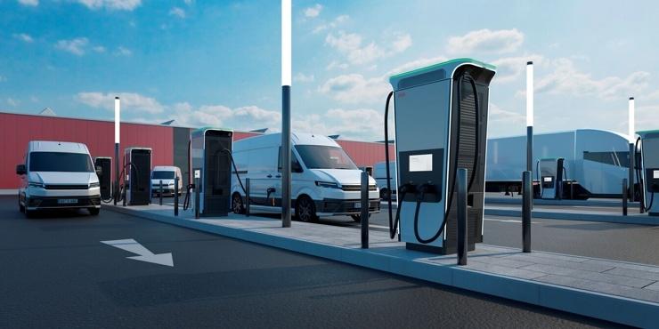 В Швейцарии создали самую мощную зарядную станцию