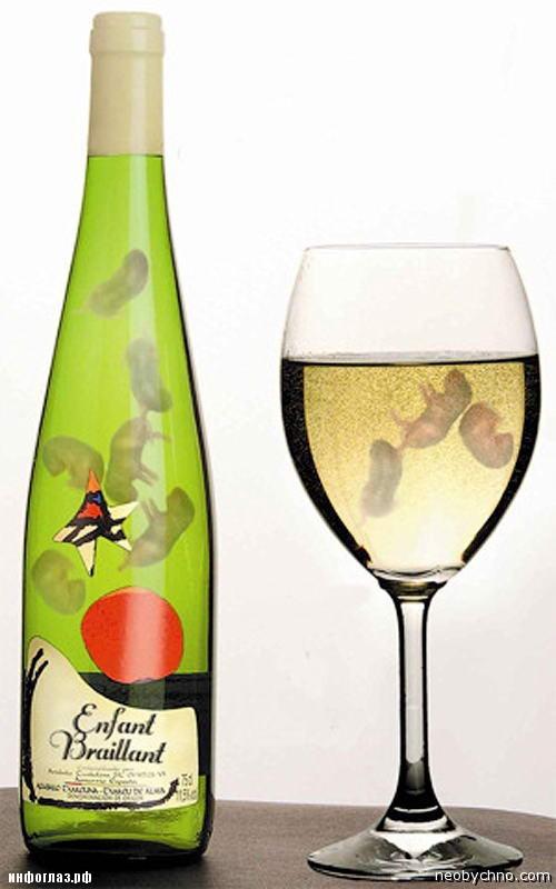 Вино на мышатах