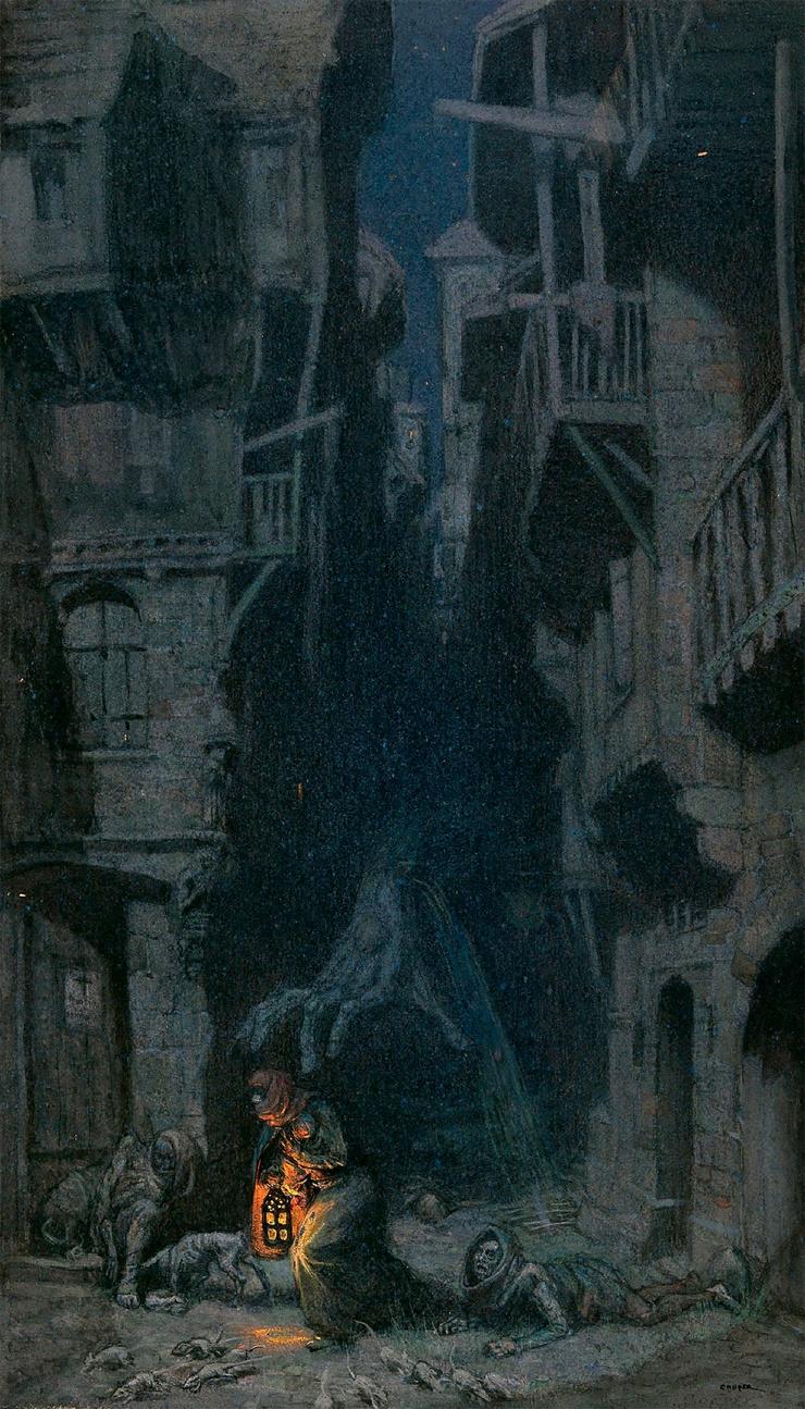 Художник недели: чумовые картины Ричарда Теннанта Купера