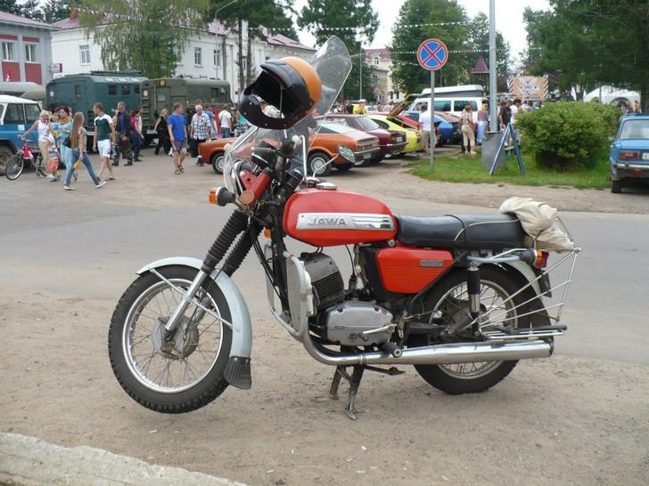 С дымком. 5 фактов о мотоциклах «Ява», которые боготворили в СССР
